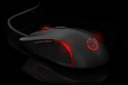 Ozone Argon Gaming Mouse lateral side 2
