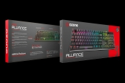 Alliance - Mechanical Hybrid Gaming Keyboard - Teclados - 6