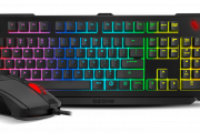 Double Tap - Gaming keyboard & mouse combo - Keyboards - 1