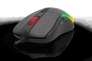 Neon X40 - Optical Pro RGB Mouse - Mice - 4