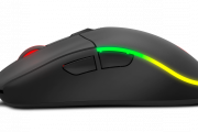 Neon X40 - Optical Pro RGB Mouse - Mice - 6