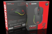 Neon X40 - Optical Pro RGB Mouse - Mice - 8