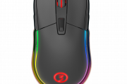 Neon X40 - Optical Pro RGB Mouse - Mice - 2