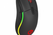 Neon X40 - Optical Pro RGB Mouse - Mice - 1