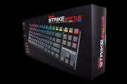 Mechanical Keyboard Strike Battle Spectra