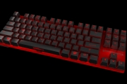 Strike battle compact mechanical keyboard front side 7