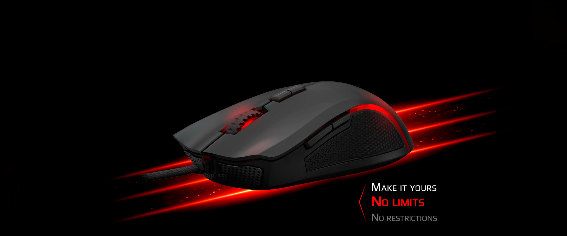 Mouse Argon - Ozone Gaming