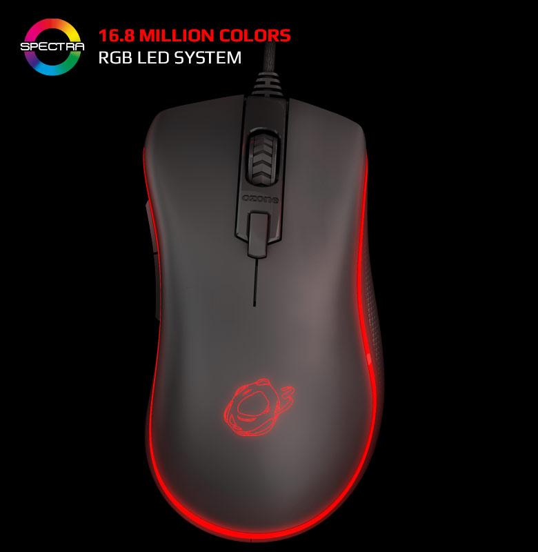 a4204ce1414 Mouse Neon M50 - Ozone Gaming