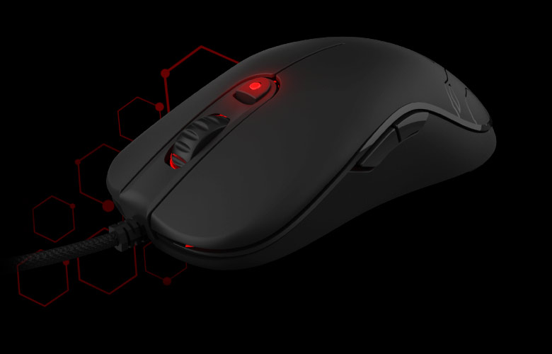 99a333cb7ec Precision Laser Mouse. Ozone Neon is an ambidextrous gaming ...
