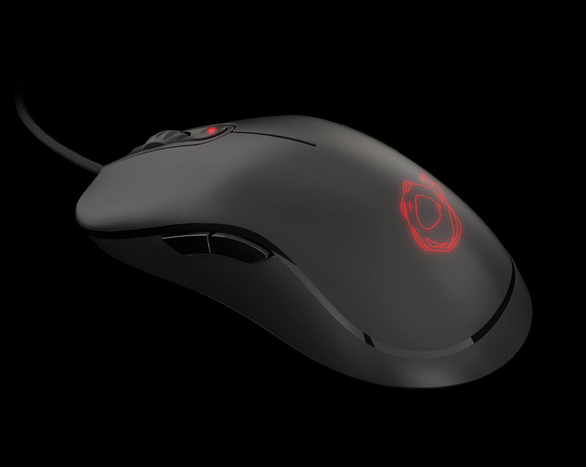 cf0dd505789 Mouse Neon 3K - Ozone Gaming