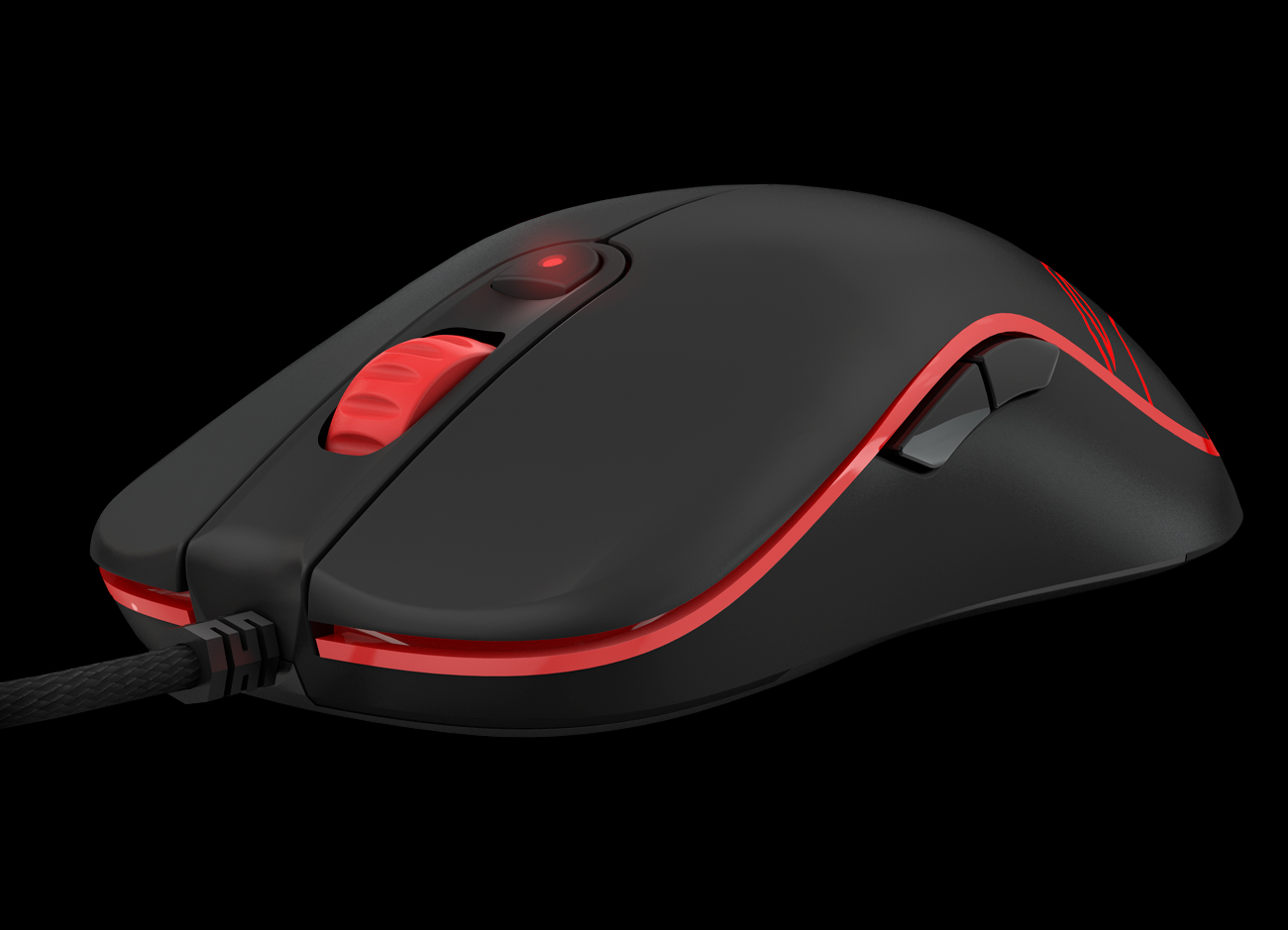 neon M10 gaming mouse
