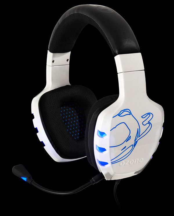 Auricular Gaming 7.1 Virtual Ozone