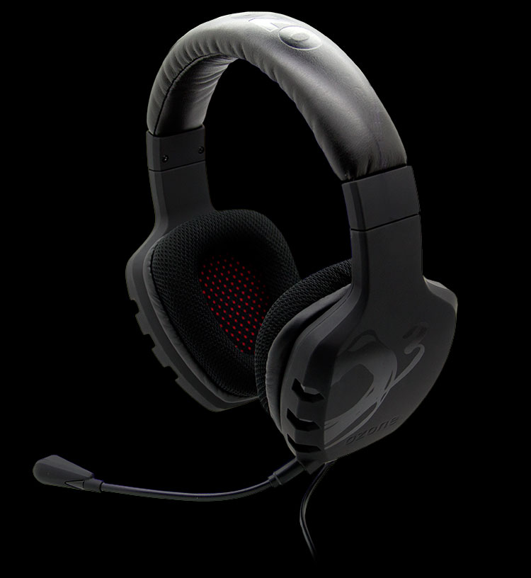 Auricular Gaming Stereo Ozone