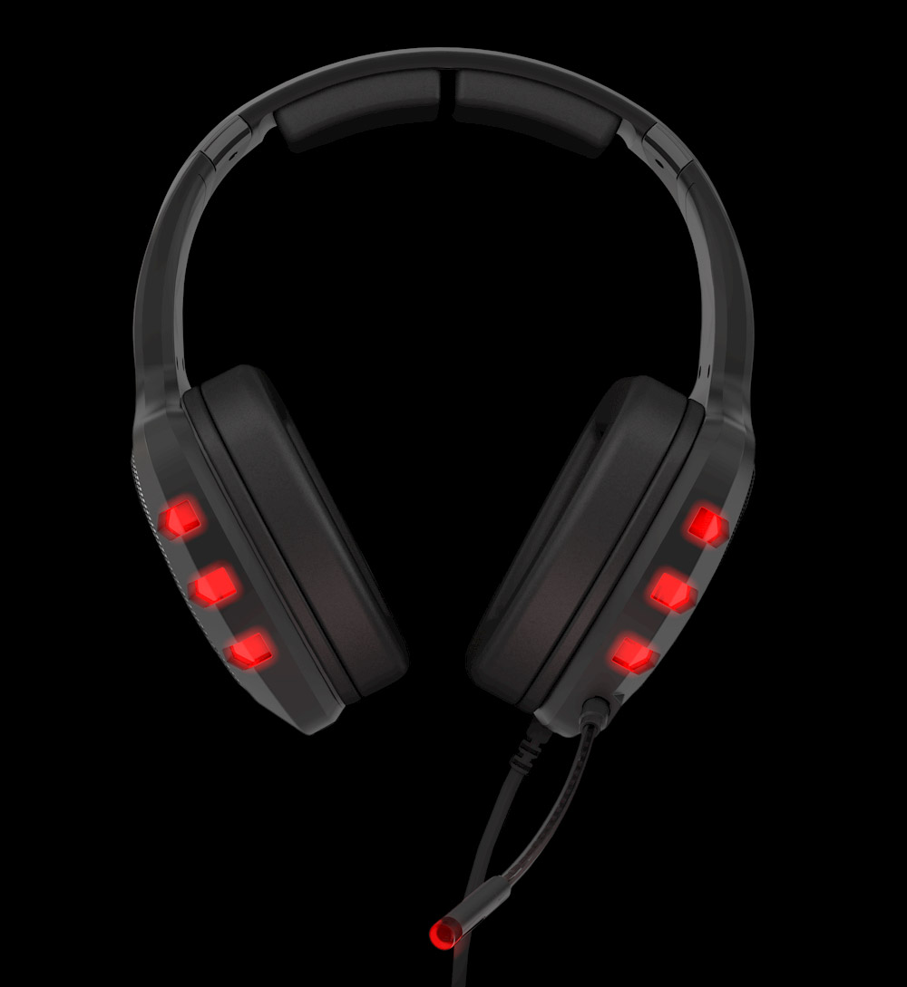 rage z90 headset front