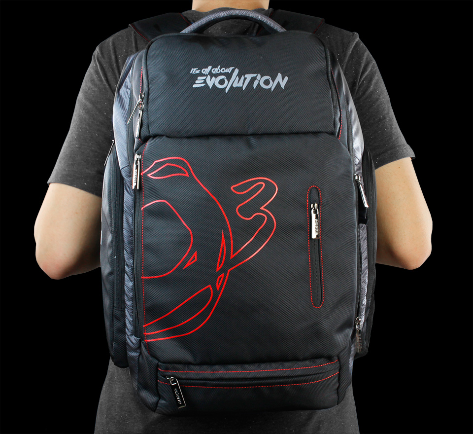 Rover Backpack - Mochila Pro Gaming - Accesorios - 12