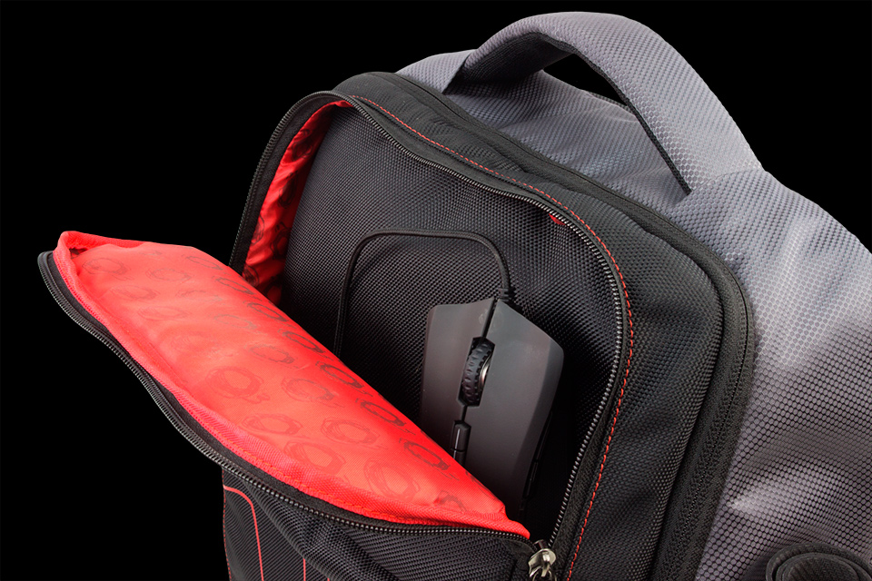 Rover Backpack - Mochila Pro Gaming - Accesorios - 4