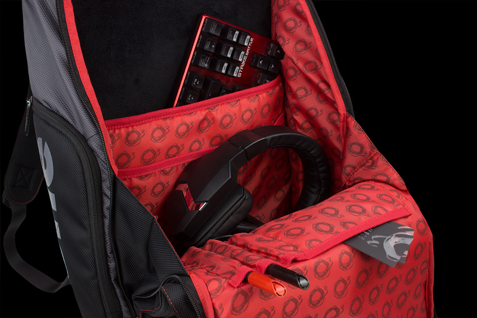 Rover Backpack - Mochila Pro Gaming - Accesorios - 6