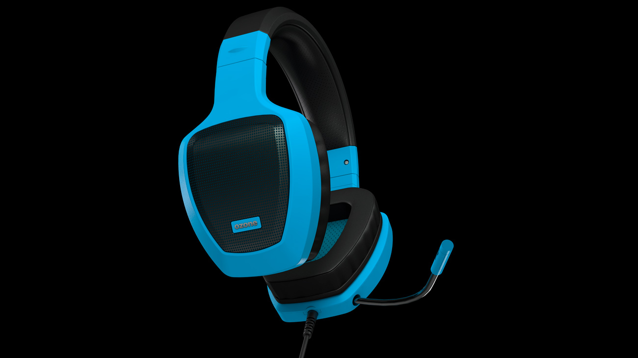 Rage Z50 - Refined Gaming Headset - Headsets - 7