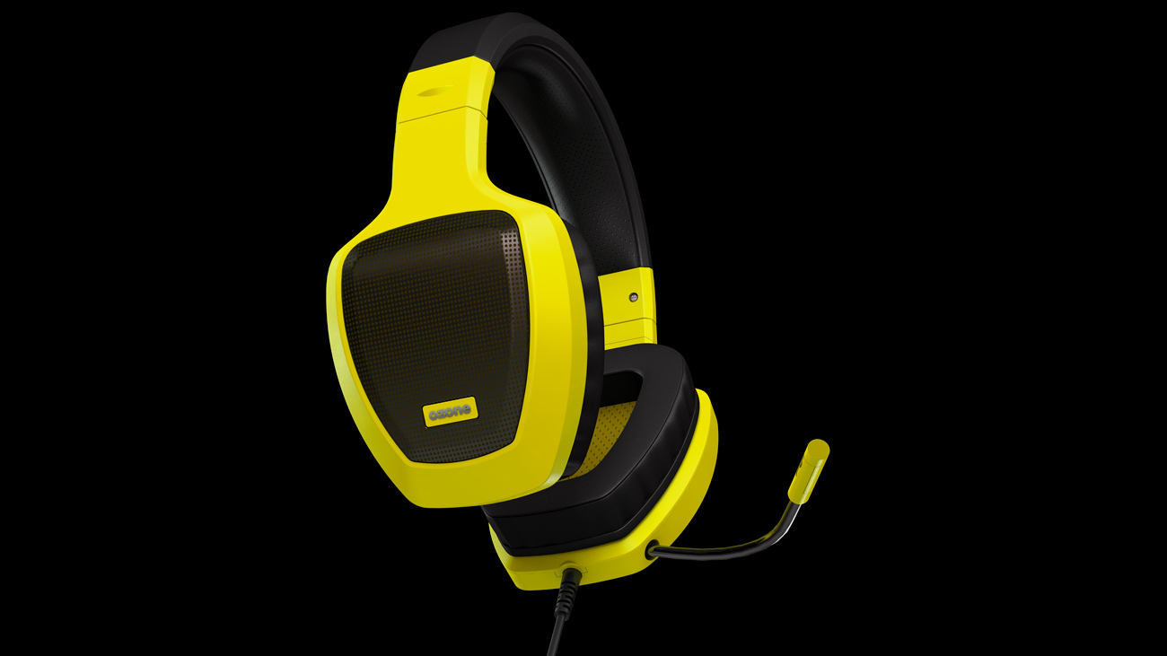 Rage Z50 - Refined Gaming Headset - Headsets - 9