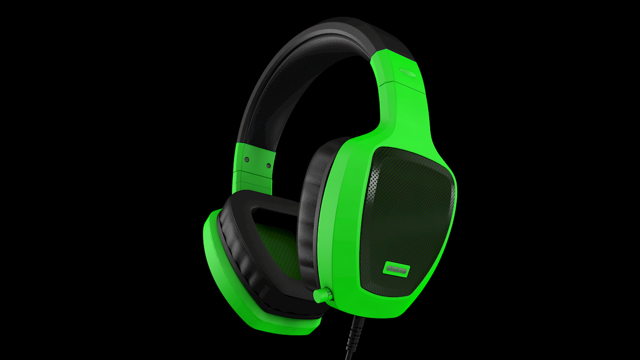 Rage Z50 - Refined Gaming Headset - Headsets - 6