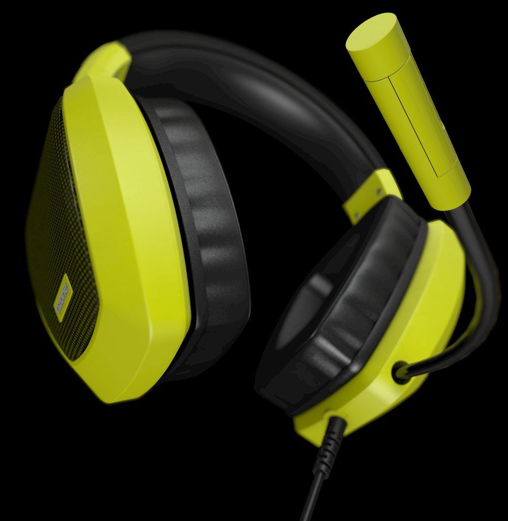 Rage Z50 - Refined Gaming Headset - Headsets - 5